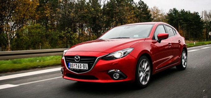 Mazda osvaja europska tržišta u 2014. godini