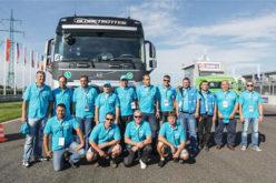 Vozač iz Estonije, pobjednik regionalnog finala Volvo Trucks The Drivers' Fuel Challenge!