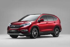 Honda CR-V facelift 2014. – Novim izgled i manja potrošnja
