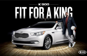 Kia K900 Fit For A King James 22 10 2014