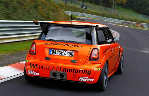 Schirra Motoring - MINI JCW 04