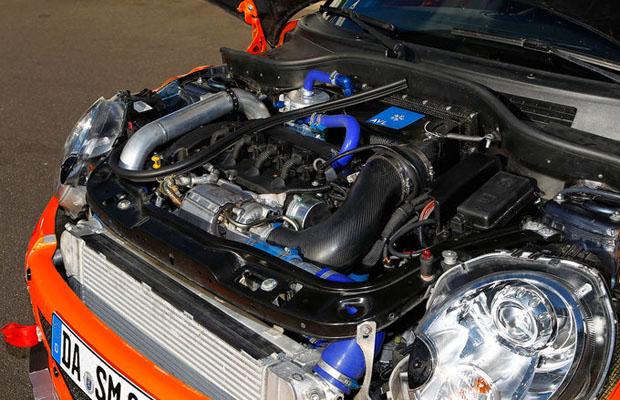 Schirra Motoring - MINI JCW 06