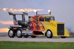 Shockwave Jet Truck slavi 30 godina – Najbrži kamion na svijetu!