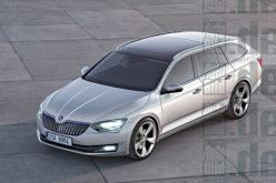 Nova Škoda SuperB bit će predstavljena na Ženevskom sajmu automobila 2015.