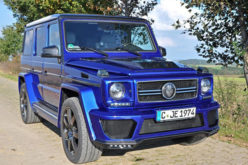 German Special Customs predstavlja tuning paket za Mercedes G klasu