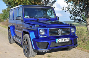 Special Customes Mercedes G klase 01