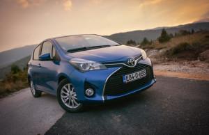 Test Toyota Yaris facelift 2014 - 620 - 12