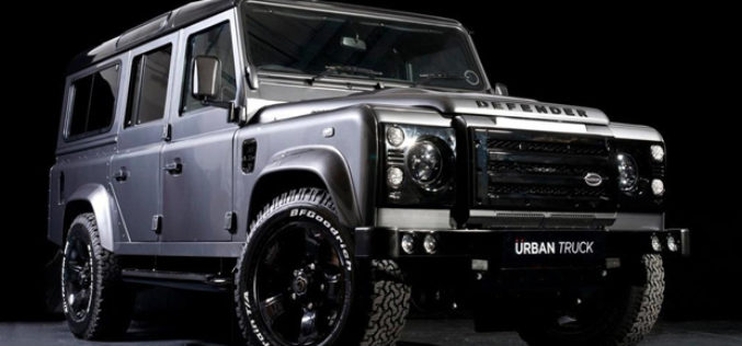 Urban Truck predstavio tuniranu Land Rover Defender liniju