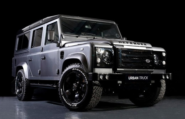 Urban Truck Land Rover Defender 01