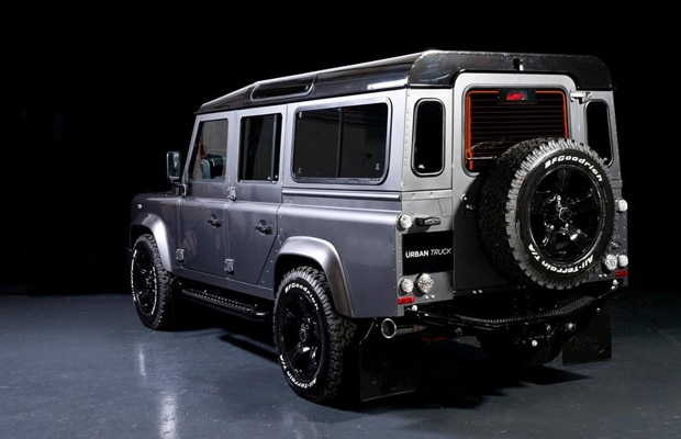 Urban Truck Land Rover Defender 04
