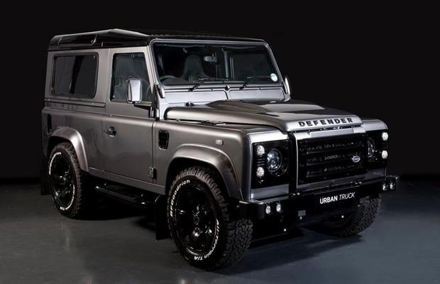 Urban Truck Land Rover Defender 05