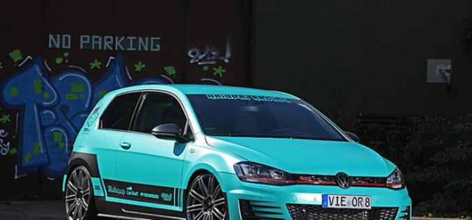 Volkswagen Golf VII GTI by Cam Shaft i PP Performance