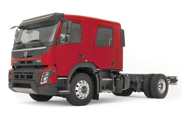 Volvo FL i Volvo FMX 01