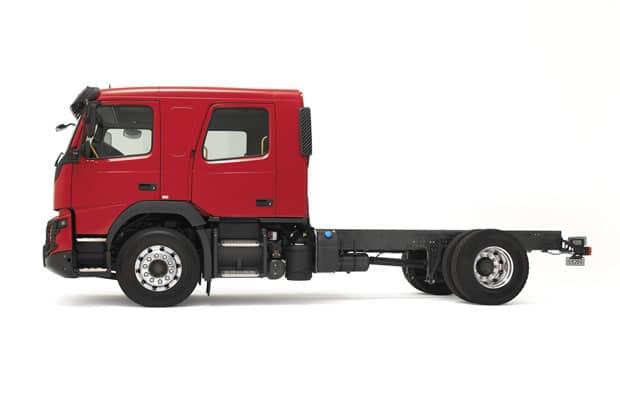Volvo FL i Volvo FMX 04
