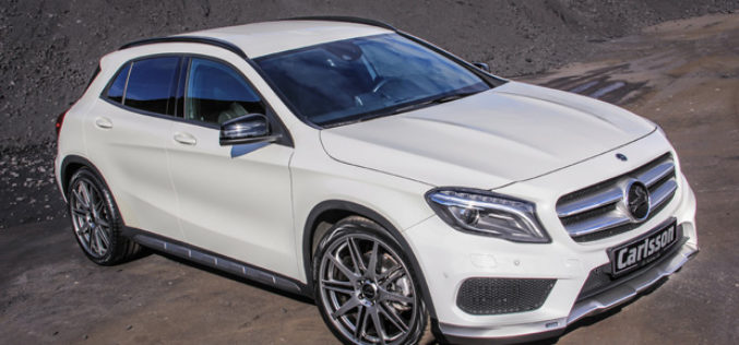 Carlsson – Urban Look program personalizacije za Mercedes-Benz GLA