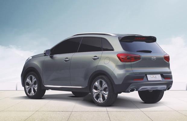 Kia KX3 Concept (rear quarter) (Medium)