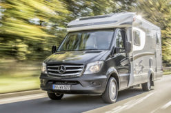 Hymer ML-T – Prvi kamper s Crosswind Assist