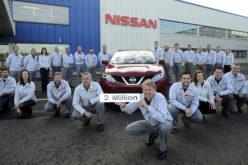 Nissan proizveo 2-milioniti Qashqai