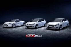 Peugeot predstavlja GT liniju
