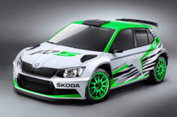 Predstavljena nova Škoda Fabia R5 WRC