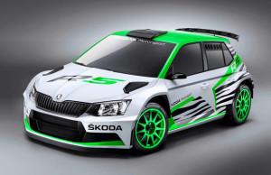 Skoda Fabia R5 WRC 01