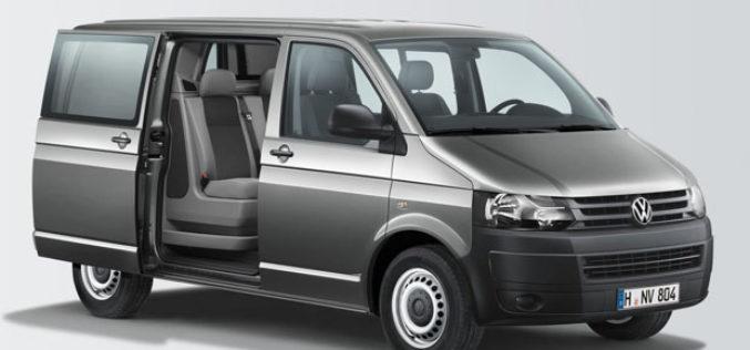 VW Transporter Kombi Doka Plus – Panel van i Kombi