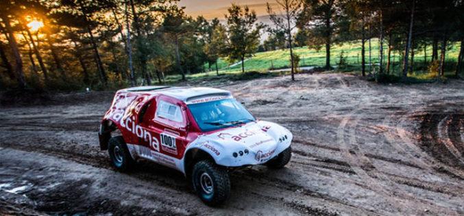 ACCIONA – Prvi električni automobil na Dakaru
