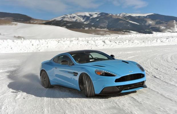 Aston Martin Vanquish 005 cl