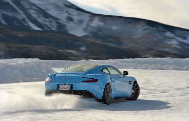Aston Martin Vanquish 009 cl