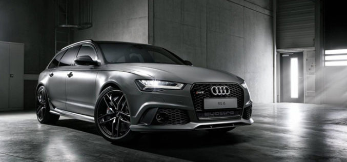 Audi Exclusive RS6 Avant – Jedinstveni sportski mode
