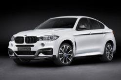 Predstavljen BMW X6 M Performance sa 326 KS