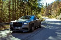Novitec Group predstavio tuning paket za Rolls Royce Wraith