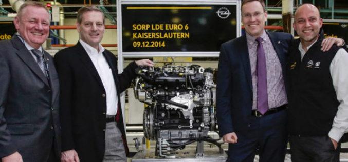 Opel započeo proizvodnju revolucionarnih dizelskih motora