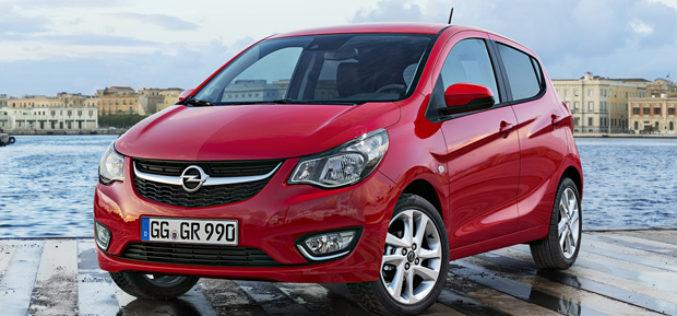 Novi Opel KARL – Malen, poseban, jednostavno jedinstven!
