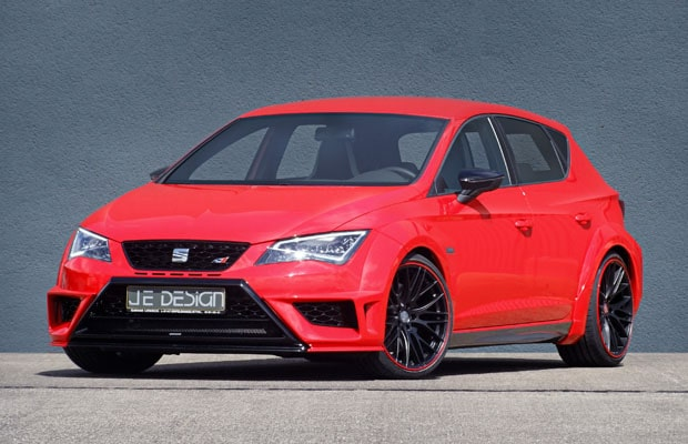 Seat Leon Cupra 5F Widebody - JE DESIGN 2014 - 01