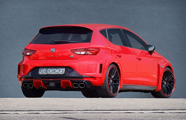 Seat Leon Cupra 5F Widebody - JE DESIGN 2014 - 03