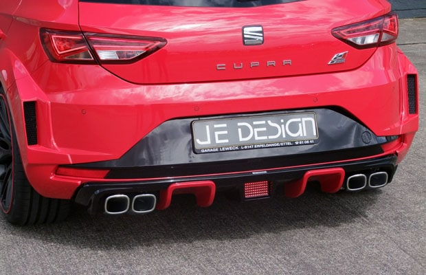 Seat Leon Cupra 5F Widebody - JE DESIGN 2014 - 04