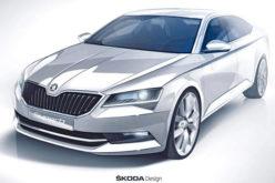 Škoda objavila nove teasere novog Superb model