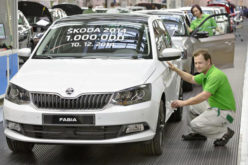 Škoda proizvela milionito vozilo u 2014. godini