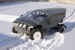 ZIL – Koncept vojnog vozila