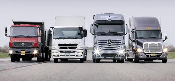 Daimler Trucks će prodati gotovo 500.000 kamiona u 2014. godini