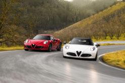 Alfa Romeo 4C Spider – Vjetar u kosi, adrenalin u krvi!