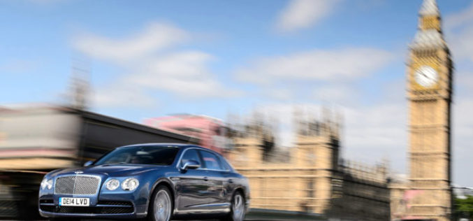 Bentley zabilježio porast prodaje od 9%