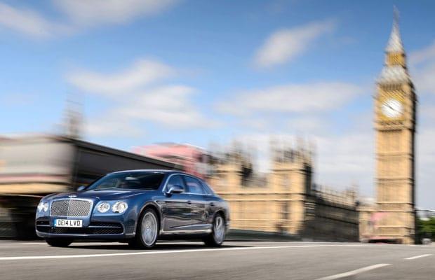 Bentley cl