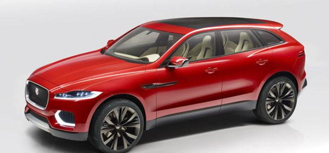 Jaguar F-PACE – Crossover dolazi 2016. godine
