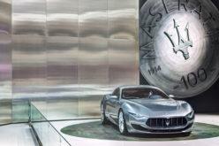 Maserati predstavlja koncept Ghibli Ermenegildo Zegna Edition