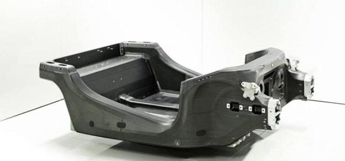 McLaren Sports Series imat će monokok od ugljičnih vlakana