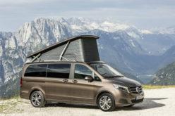 Mercedes-Benz Marco Polo – Compact Camper Van 2015.