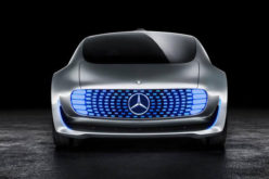 Mercedes-Benz F 015 Luxury in Motion koncept predstavljen na CES događaju