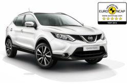 Euro NCAP: Nissan Qashqai najsigurniji automobil u 2014.